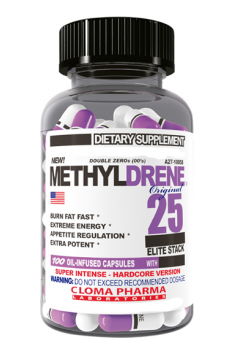 CLOMA PHARMA Methyldrene Elite 100 kaps.